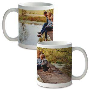 Panoramic Ceramic Photo Mug