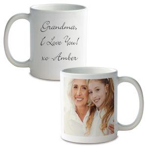 Your Message Ceramic Photo Mug