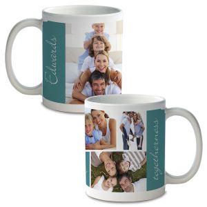 Family Is Ceramic Photo Mug