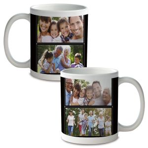 Family Name Ceramic Photo Mug