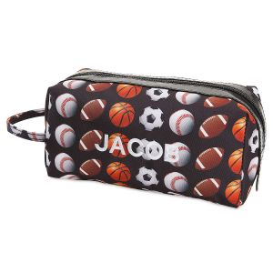 Personalized Sports Toiletry Bag