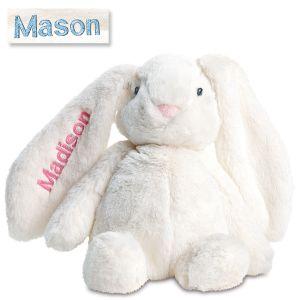 Personalized Downy Bunny by Baby Ganz®