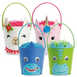 Personalized Magical Easter Baskets