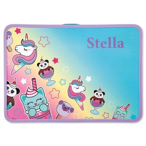 Personalized Fun Animals Lap Desk