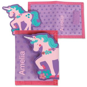 Personalized Unicorn Wallet by Stephen Joseph®