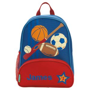 Personalized Sports Backpack by Stephen Joseph®
