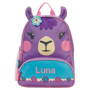 Personalized Llama Backpack by Stephen Joseph®