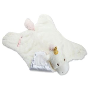 Luna Unicorn Personalized Baby Comfy Cozy by Gund®