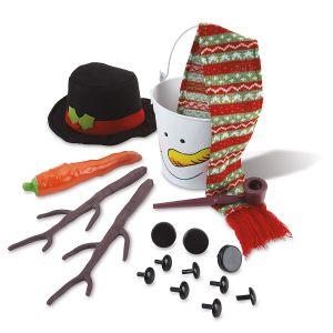 Snowman Building Kit