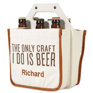 Personalized Beer Caddy