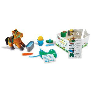 Personalized Horse Care Play Set by Melissa & Doug®