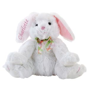 Personalized Blossom Bunny
