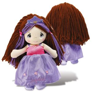 Personalized Precious Moments Princess Plush Doll