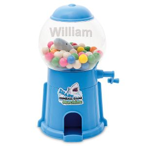 Shark Personalized Gumball Machines