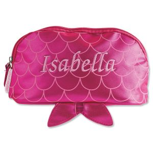 Personalized Mermaid Shimmer Pouch by Stephen Joseph®