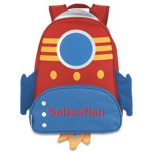 Personalized Space Sidekick Backpack