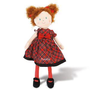 Personalized Noelle Rag Doll