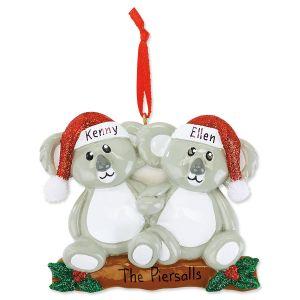 Santa Hat Koalas