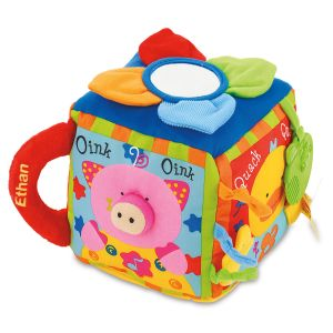 Personalized Musical Farmyard Cube by Melissa & Doug®