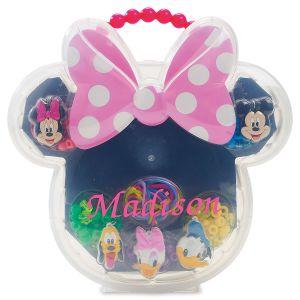 Personalized Disney® Junior Minnie Jewelry Activity Kit