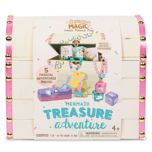 Personalized Mermaid Treasure Adventure