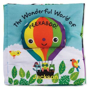 Personalized The Wonderful World of Peekaboo
