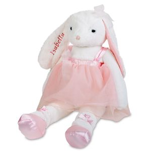 "Personalized 30"" Jolene Bunny"