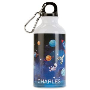 Personalized Space Water Bottle