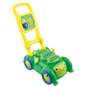 Personalized Snappy Turtle Mower
