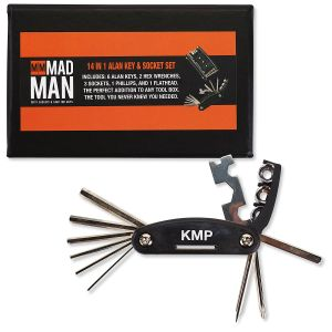 Personalized 14-in-1 Alan Key and Socket Set