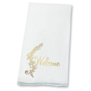 Flourish Foil Disposable Hand Towels