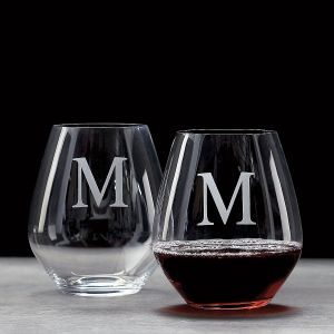 Personalized Stemless Tumbler Wine Glass