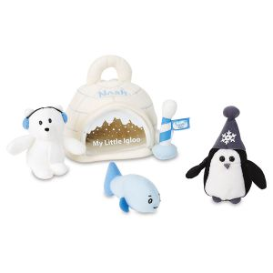 My Little Igloo Personalized Playset by GUND®