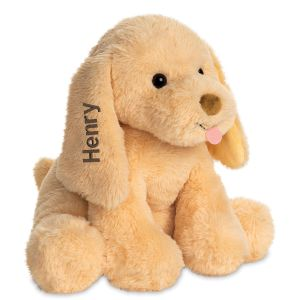 Personalized My Pet Puddles Puppy by Gund®