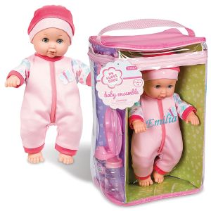 Personalized Deluxe Baby Ensemble