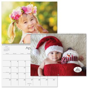Classic Photo Calendar