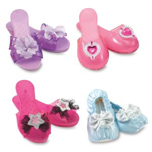 Dress-Up Shoes by Melissa & Doug®