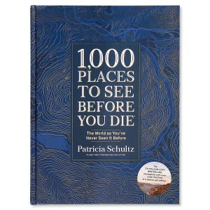 1,000 Places To See Before You Die Coffee Table Book