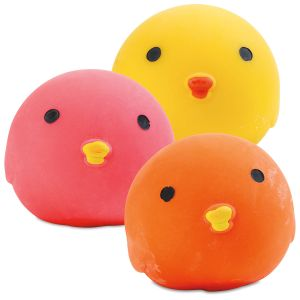 Soft Squeeze Chick Balls