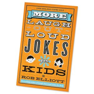 More Laugh Out Loud Jokes Book