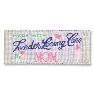 TLC Mom Sewing Labels
