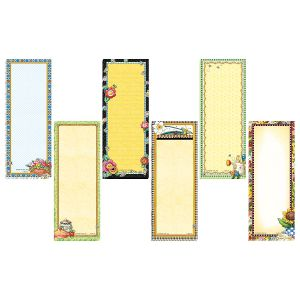 Mary Engelbreit® Magnetic Shopping List Pads