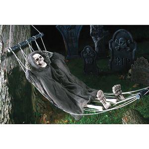 Grim Reaper on Hammock