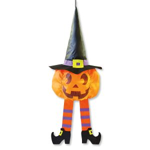Hanging Glow Pumpkin