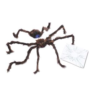 Brown Spider Crasher