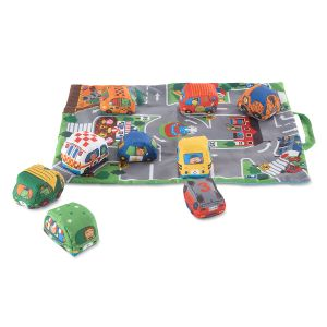 Take-Along Town Playmat by Melissa & Doug®