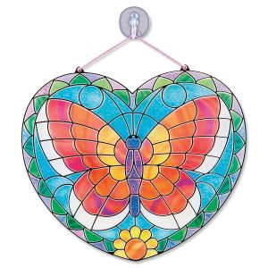 Butterfly Stained Glass Kits by Melissa & Doug®
