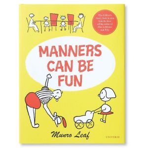 Manners Can Be Fun Manners Book