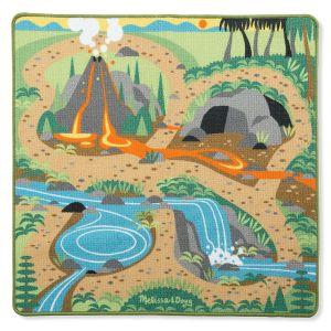 Prehistoric Playground Dinosaur Rug by Melissa & Doug®