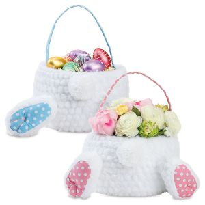 Bunny Tail Decorator Easter Baskets